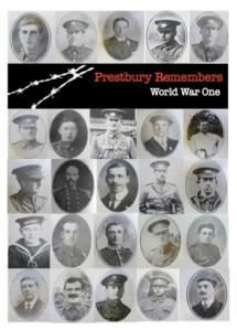 Prestbury Remembers Cover