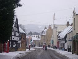 High Street Prestbury